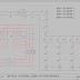 دائرة تشغيل محرك دو سرعتين  moteur 2 vitesses 2 sens 2 stators separes