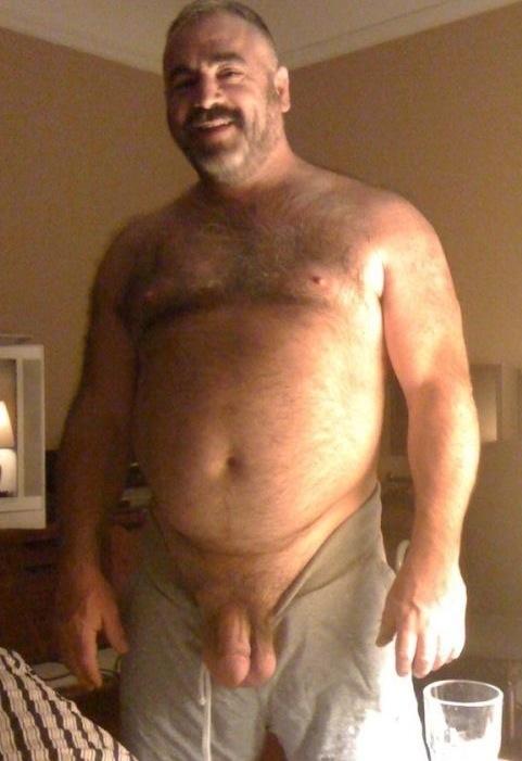 Desi Daddy Naked Photo-3294