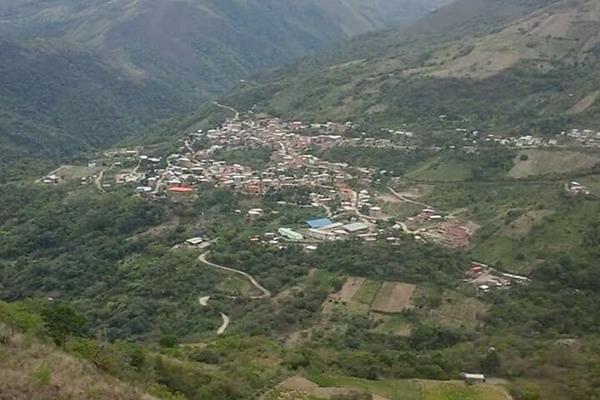 Cajuata: municipio paceño (Bolivia)