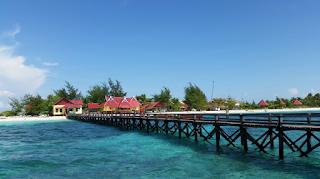 Keindahan Surga Tersembunyi  Pulau Tinabo Taka Bonerate