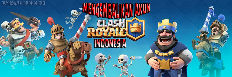 ... akun Clash Royale yang kena Hack - Clash Royale Indonesia