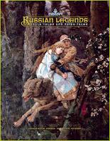 Russian Legends Folk Tales and Fairy Tales RedCapeTales