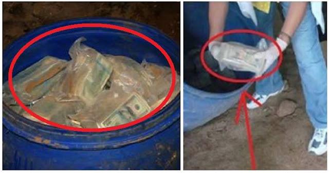 رجل يعثر على 600 مليون دولار مدفونة في أرضه!أجمل صدفة في حياته..