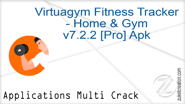 Virtuagym Fitness Tracker – Home & Gym v7.2.2 [Pro] Apk