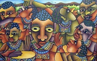 Arte e Cultura da África