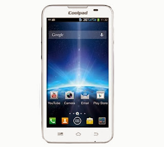 Spice Coolpad 2 Mi-496 Mobile Phone worth Rs.11990 for Rs.5999 Only (Dual SIM + 4.5″ Dispaly + 1.2 GHz Quad Core Processor + 1 GB RAM + 5 MP Camera + Android V4.1 OS)