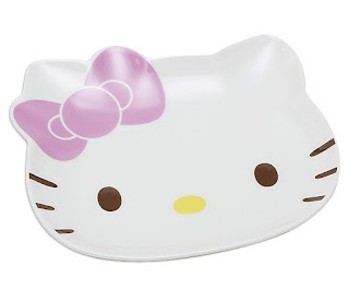 Gambar Piring Hello Kitty 8
