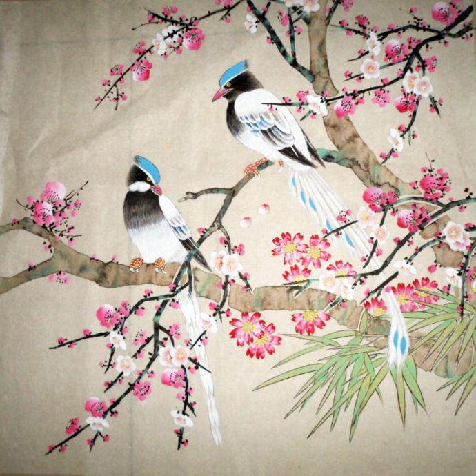 Veja as mais belas pinturas chinesas