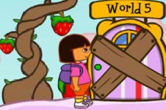 Dora's Strawberry World