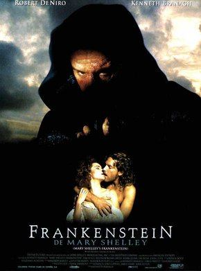 Filme Frankenstein de Mary Shelley Blu-Ray 1994 Torrent Download