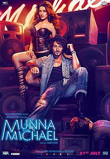 Munna Michael 2017 Hindi 720p Bollywood Movie Download From DL4TOTS