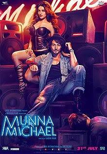 Munna Michael 2017 Hindi 720p Bollywood Movie Download From DL4TOTS
