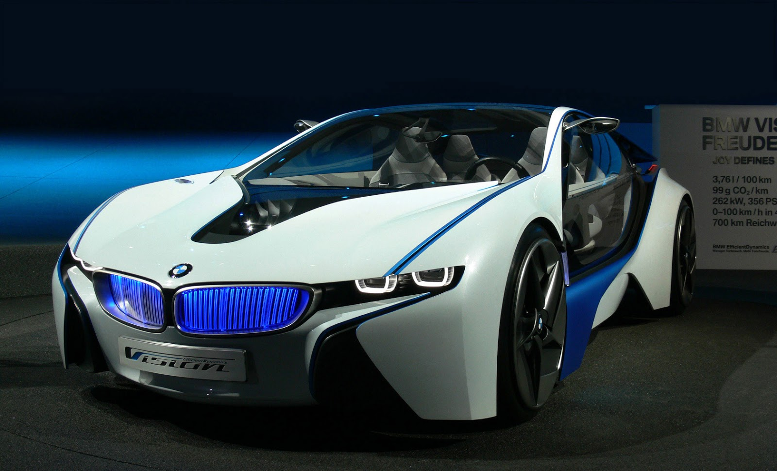 Desktop HD Wallpapers BMW I8 Wallpapers HD
