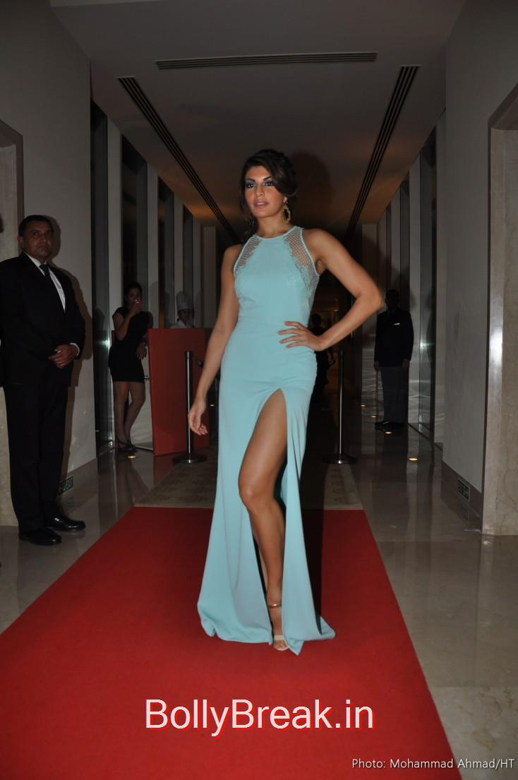 Jacqueline Fernandez, Jacqueline Fernandez Priyanka Chopra Hot HD Images From Rock the Capital