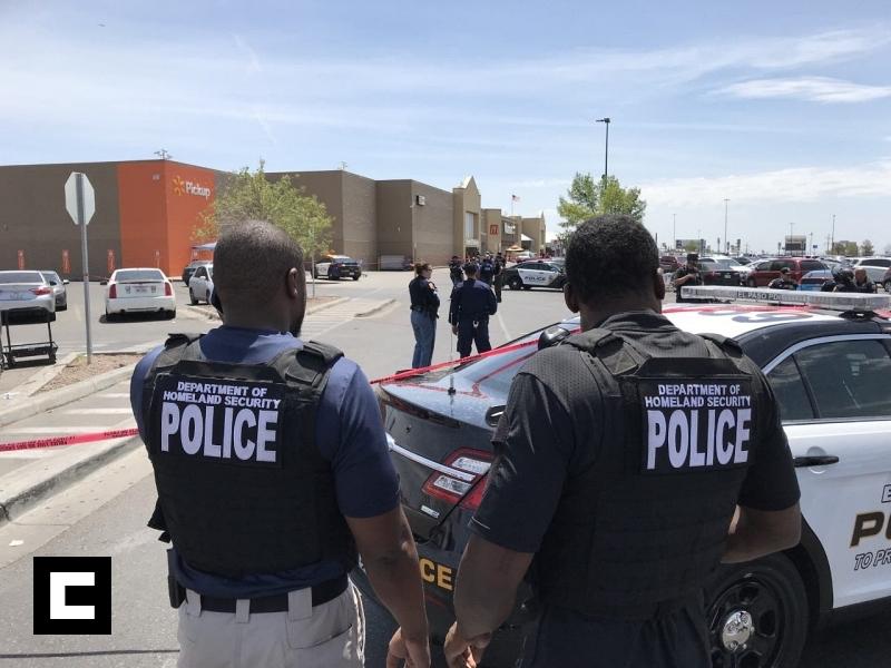 Fotos + Video: Tiroteo deja más de 20 muertos en Walmart de El Paso, Texas