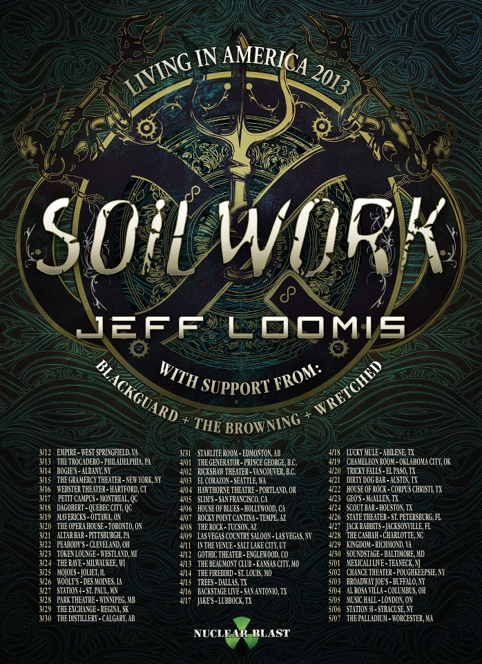 Win A Ticket To See SOILWORK In New York City! df5d3d89d