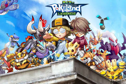 Download Update Game Pokeland Legends Terbaru Fix Crashes