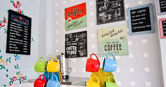 Cutesy & Instagram Worthy Cafe in GenTri | Tales & Escapades