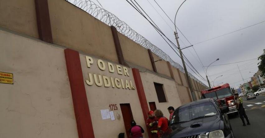Internos protestan en «Maranguita» y retienen a dos maestros, informó el gerente de centros juveniles del Poder Judicial