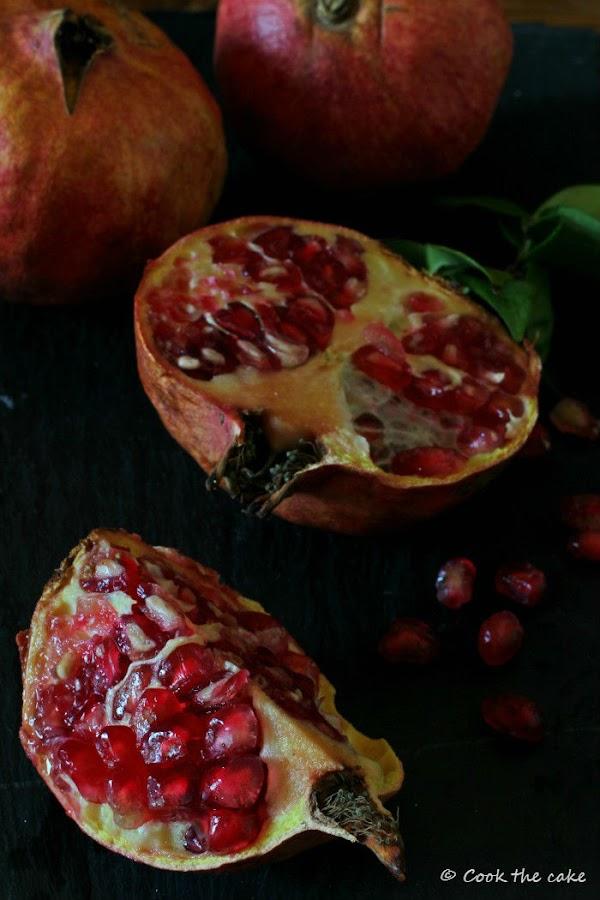 pomegranate, granada