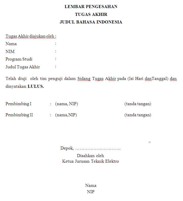 Info Pkl Dan Ta Judul Ta