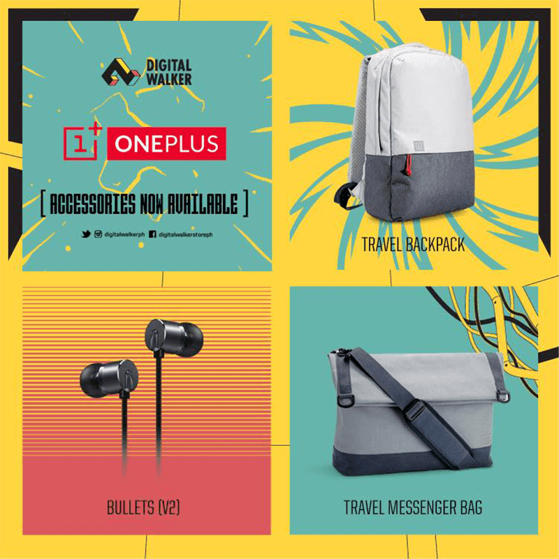 List Of New OnePlus Accessories In PH (Mid 2017)