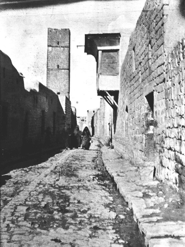 All The Girls Standing In The Line For The Bathroom: Old Photos Of Syria From The Early 20th Century