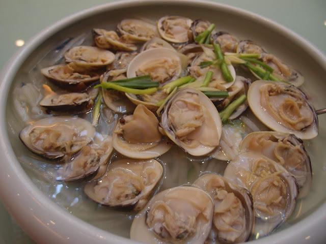 盐水煮文蛤