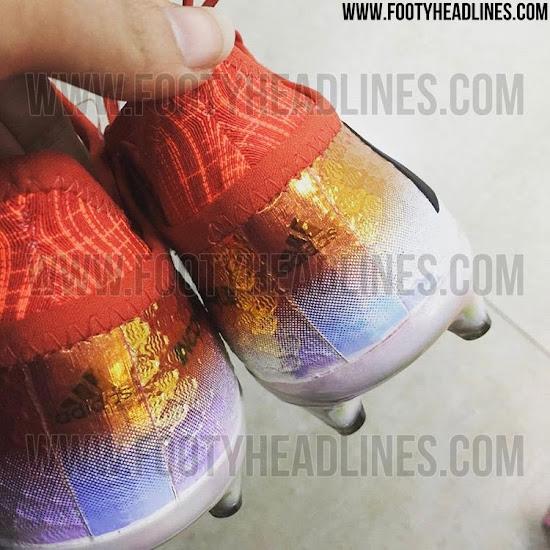 Fuite Des Messi Inédites D Chaussures Adidas 16Pureagility Ballon tQrshdC
