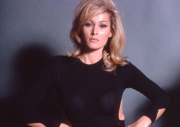 Ursula Andress bio