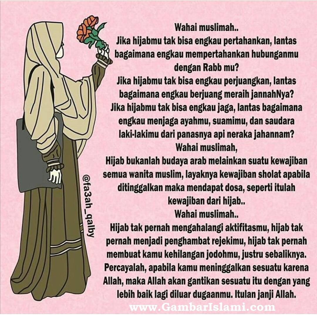 Nasihat Untuk Para Muslimah
