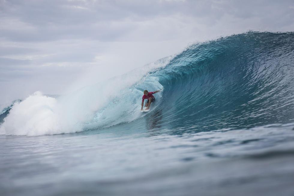 13 John John Florence HAW Billabong Pro Tahiti 2016 foto wsl Poullenot Aquashot