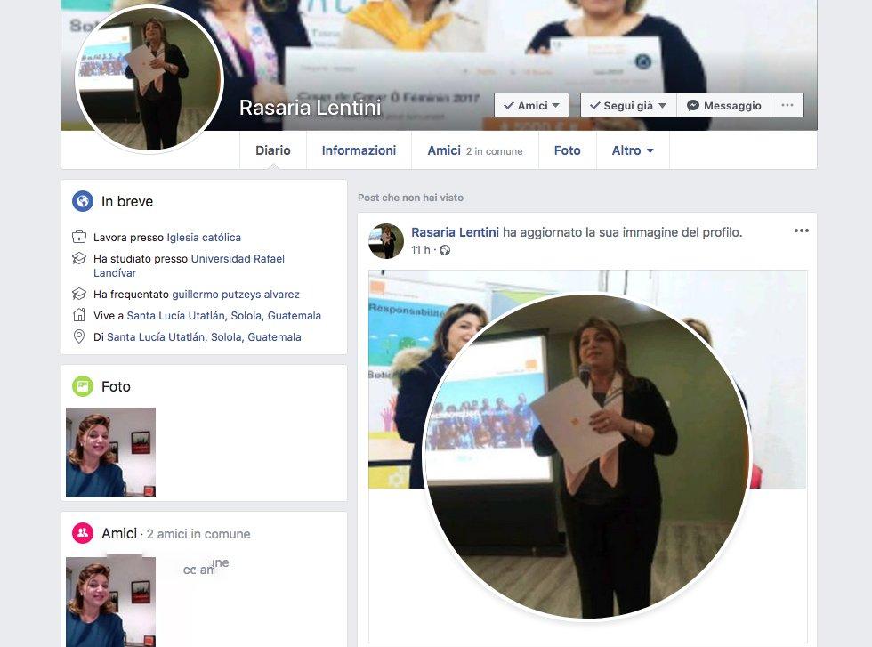 Esempi di profili di appuntamenti Internet