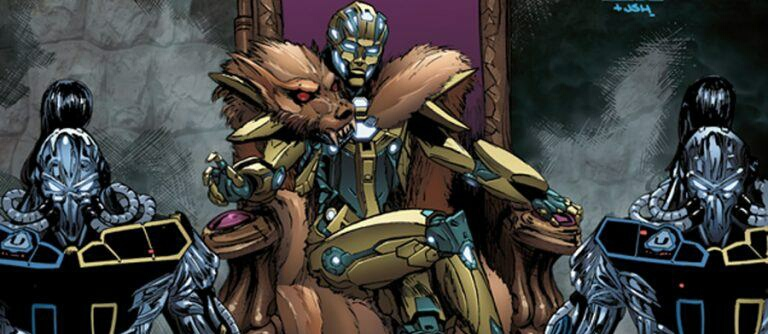 Killer Instinct #5 Covers And Solicitations Revealed.