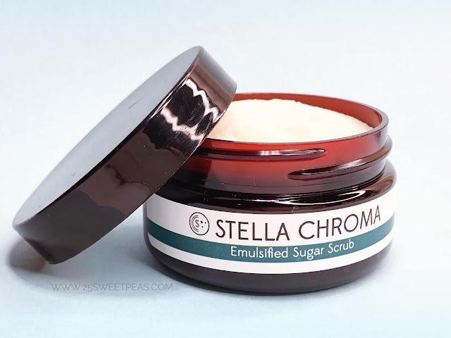 Stella Chroma's Sugar Scrub