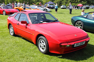 How much does Porsche 944 Classic Insurance Cost?