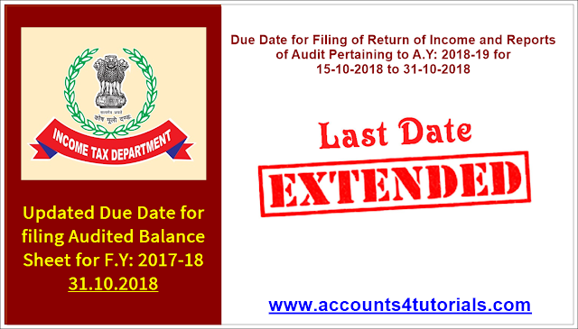 new due date for income tax returns