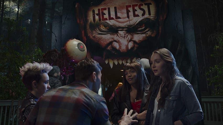 Хэллфест, Ужасы, Рецензия, Обзор, 2018, Hell Fest, Horror, Review