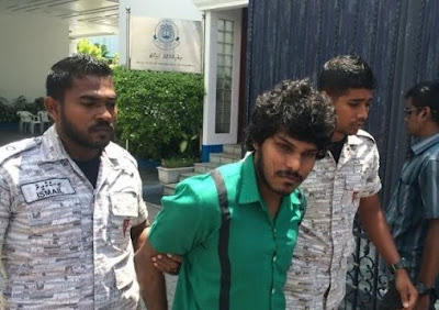 Hussein Humam Ahmed, 22, convicted of killing MP Dr Afrasheem Ali in 2012
