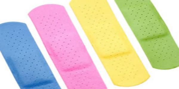 Resultado de imagem para band aid colorido