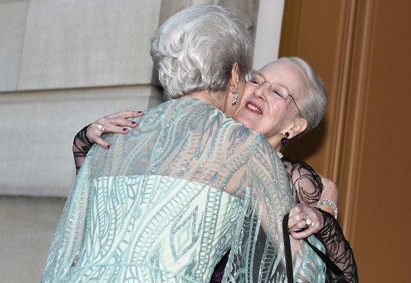 Znalezione obrazy dla zapytania princess benedikte 75th birthday