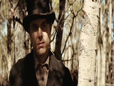 Casey Affleck as Robert Ford, The Assassination of Jesse James by the Coward Robert Ford, Directed by andrew dominik
