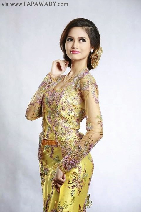 Miss Tourism International Myanmar Thae Htet Maung