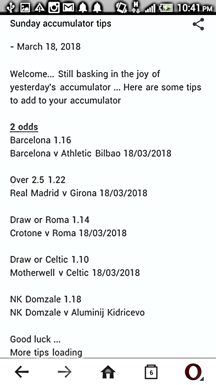 Daily 2 odds Banker