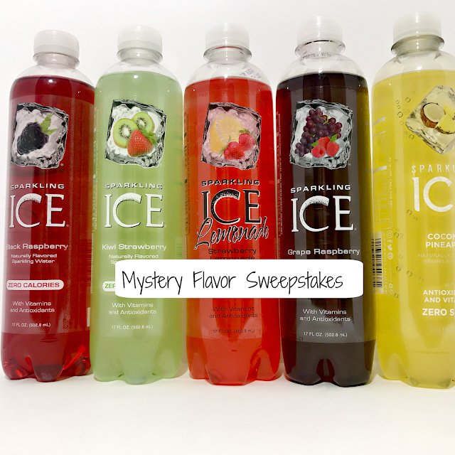Sparkling Ice/ Flavored Water/ Sweepstakes