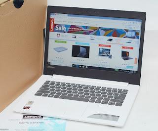 Jual Laptop Lenovo Ideapad 320 2nd