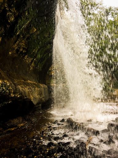 Cascade Falls at Wilkie Glen in Osceola WI