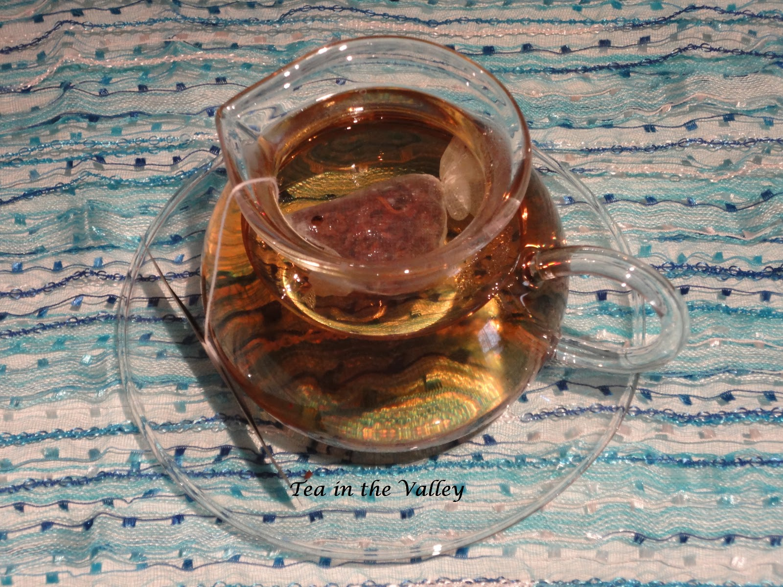 Tea in the valley go fish for Fish tea bags
