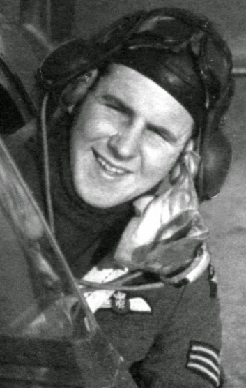 (R/84577) David Fraser Ritchie - No. 126 Squadron