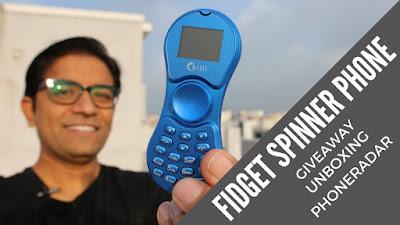 spinner phone
